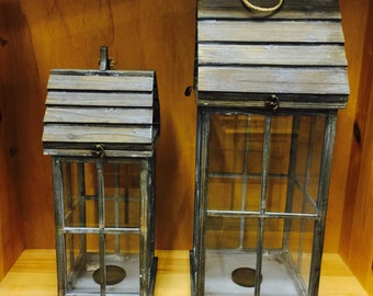 Large Birdhouses (larger then appears in picture)
