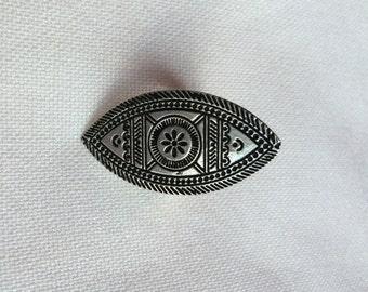 Silver ring - Siwa Oasis