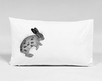 Rabbit Eye Movement Pillowcase