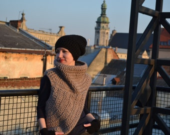 Huntress  Cowl/Wrap
