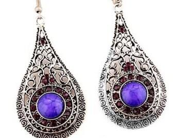 Fashion dangling earrings Free shipping