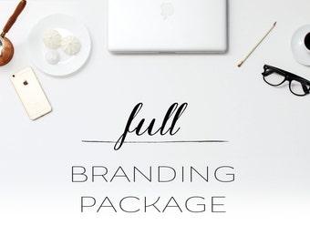 Business branding, branding package, branding kit, marketing package, marketing kit, brand identity, brand package kit, marketing package