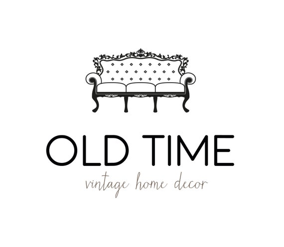 Furniture Logo Items Similar To Vintage Logo Retro Vintage Logo