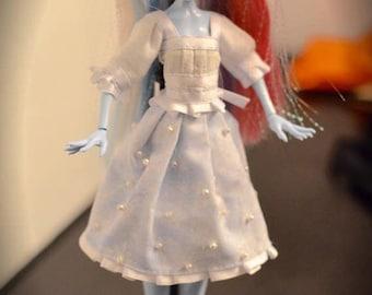Custom Doll Snow Girl