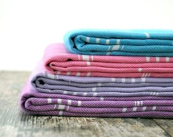 VENTE d'ouverture 30 % de réduction Wedding Favor turque couverture grande plage serviette Hammam Spa Sauna Yoga serviette Mat organique cadeau idée lavage vêtements Womens