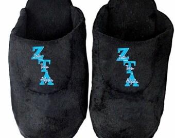 Zeta Tau Alpha Slippers