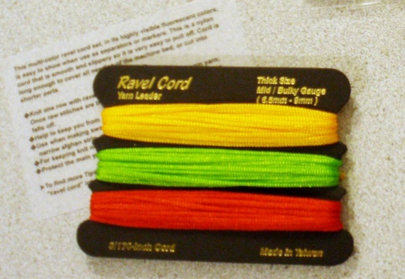 how to use ravel cord