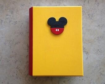 Mickey Mouse Personalized Keepsake Box