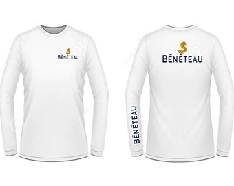 Beneteau Sailboat Long Sleeve T-Shirt