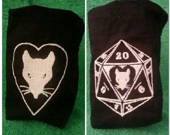 Rat Queens Dice Bag