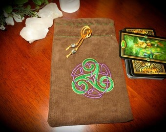 Celtic Tarot Bag