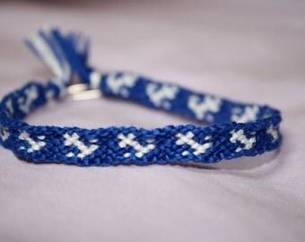Anchor Friendship bracelet