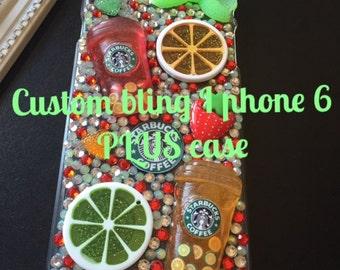 Custom i phone 6 plus case