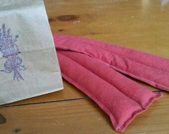 Lavender-Rosemary Aromatherapy Heating Pad