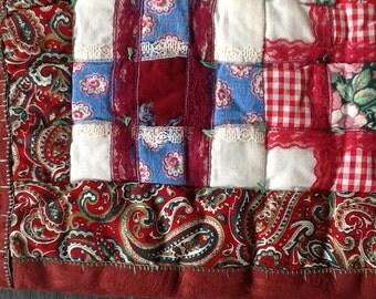 Little Nine Patches Quilt