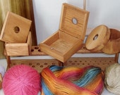 Yarn Scrap Container: The ScrapMate in 3 Variations From Chetnanigans