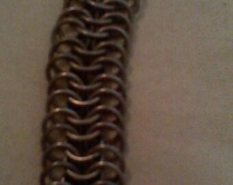 European Chainmaille Bracelet