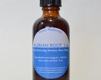 Valerian Root Tincture 2 oz.