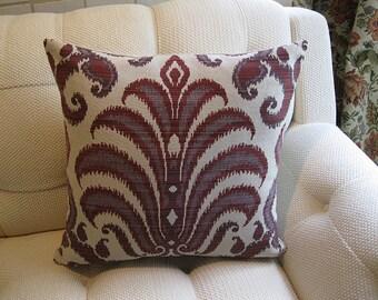 Purple Pillow, Throw Pillows, Accent Pillows, Cushion Pillows, Pillow Covers, Burgundy Pillow, Pillow Cover, Decor Pillows, Sofa Pillows