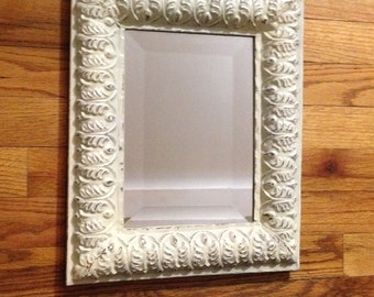 Country Cottage Metal Mirror