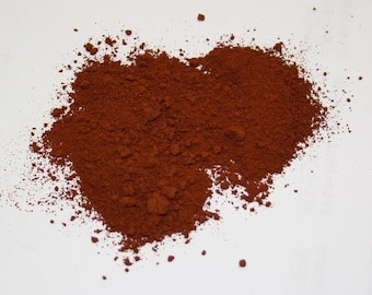 Burnt Sienna Bonne Fontaine - Natural Earth Pigment