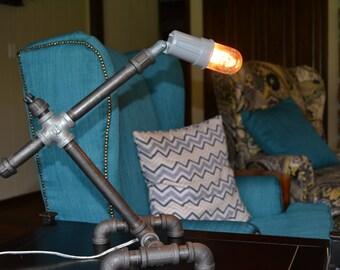 Medium Industrial Style Desk Lamp