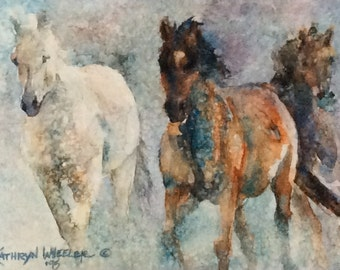 HORSE ART/ Quintessence