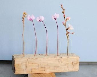 Test Tube bud vase - medium