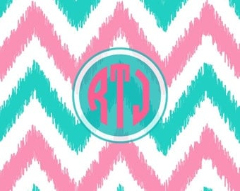 chevron monogram iphone 5 wallpaper - photo #13
