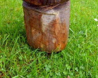 Stool wood, log, wood mushroom, trunk, stool timber, log, wood fungus, trunk
