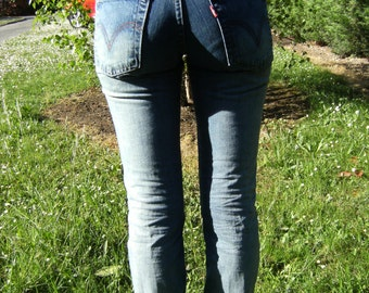 Jeans faded blue LEVIS