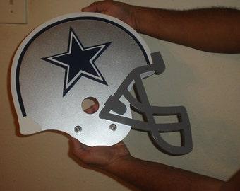 Dallas Cowboys 3D Helmet Wall Display