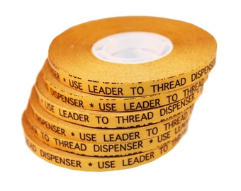 "6 rolls - craft tape - ATG photo tape - 1/4"" X 36YD"