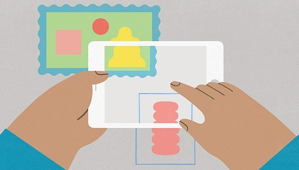 how to take a photo using sell on etsy app