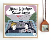 SALE: Henri & Evelyn's Return Home Diorama Necklace