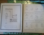 1950s Clothing Pattern Drafting Book