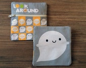 Kawaii Coin Purse - Little Ghost