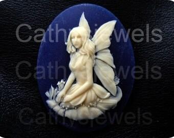 Spring Fairy Cameo