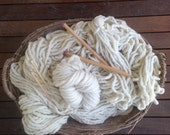 30ply natural roving for chunky knitting