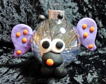 Butterfly Ornapet Ornament