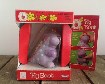 Strawberry Shortcake Vintage Doll Fig Boot in Sealed Box NEW Figboot