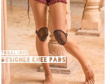 Designer Dancer Knee Pads