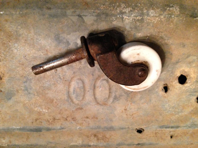 wood caster wheel  u2013 haute juice