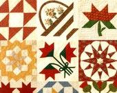 Enjoy Patchwork Patchwork Patterns 1050 - Japanese Craft Book (SAL)