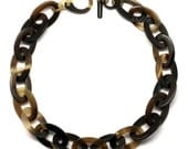 Horn Chain Necklace - Q5225
