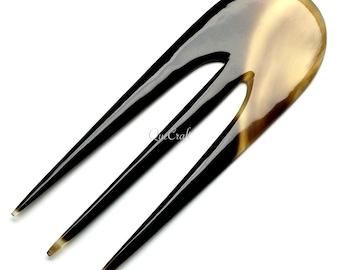 Horn Hairpin - Q10619