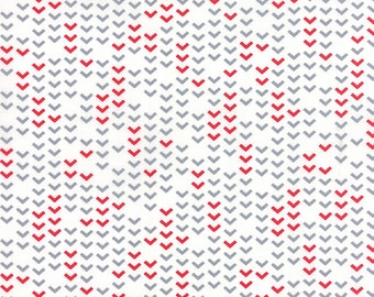 Airmail - Love Above - Fabric From Moda - PO Box - 9.95 Per Yard