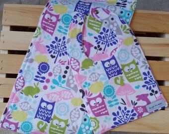 Baby Girl Bibs And Burpcloths / Baby Girl Shower Gift