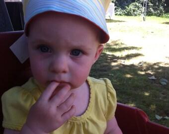 Sensory Visor - Modern Princess Crown - Girl Kid Spring and Summer Sun Hat Alternative
