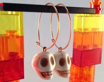 Dem Bones #4 Earrings